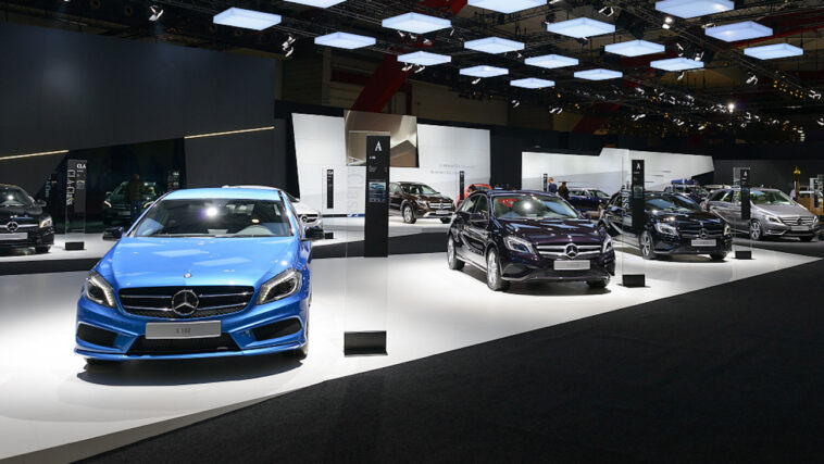 Central China International Auto Show 2020