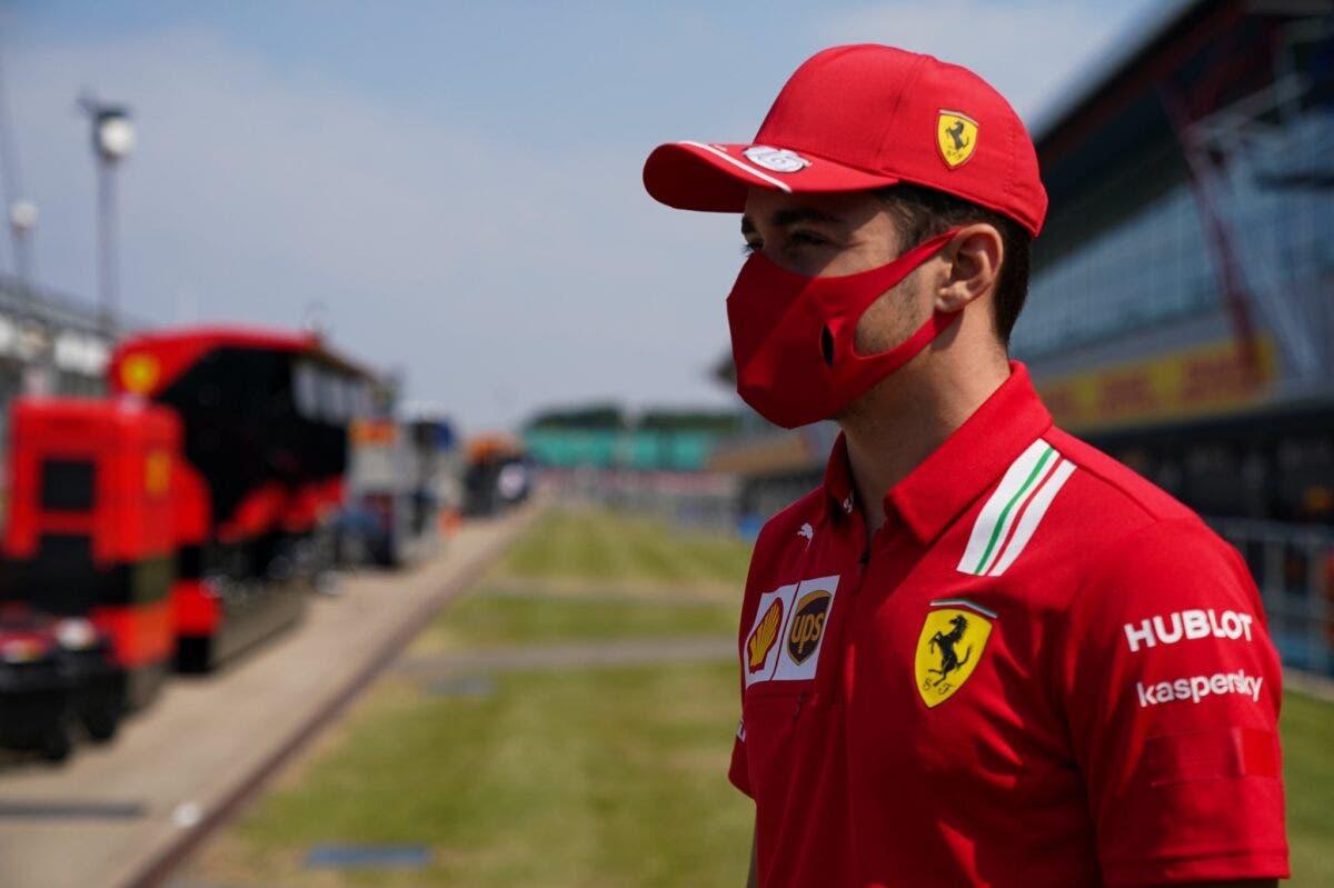 Leclerc si è detto sorpreso per il quarto posto che certifica una Ferrari a due velocità - ClubAlfa.it