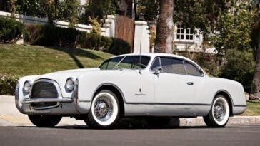 Chrysler Ghia Special Coupé 1953 asta