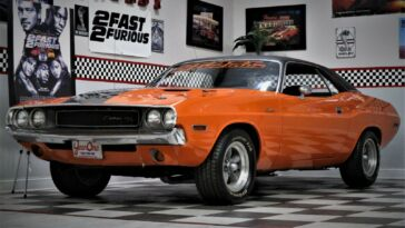 Dodge Challenger 1970 2 Fast 2 Furious