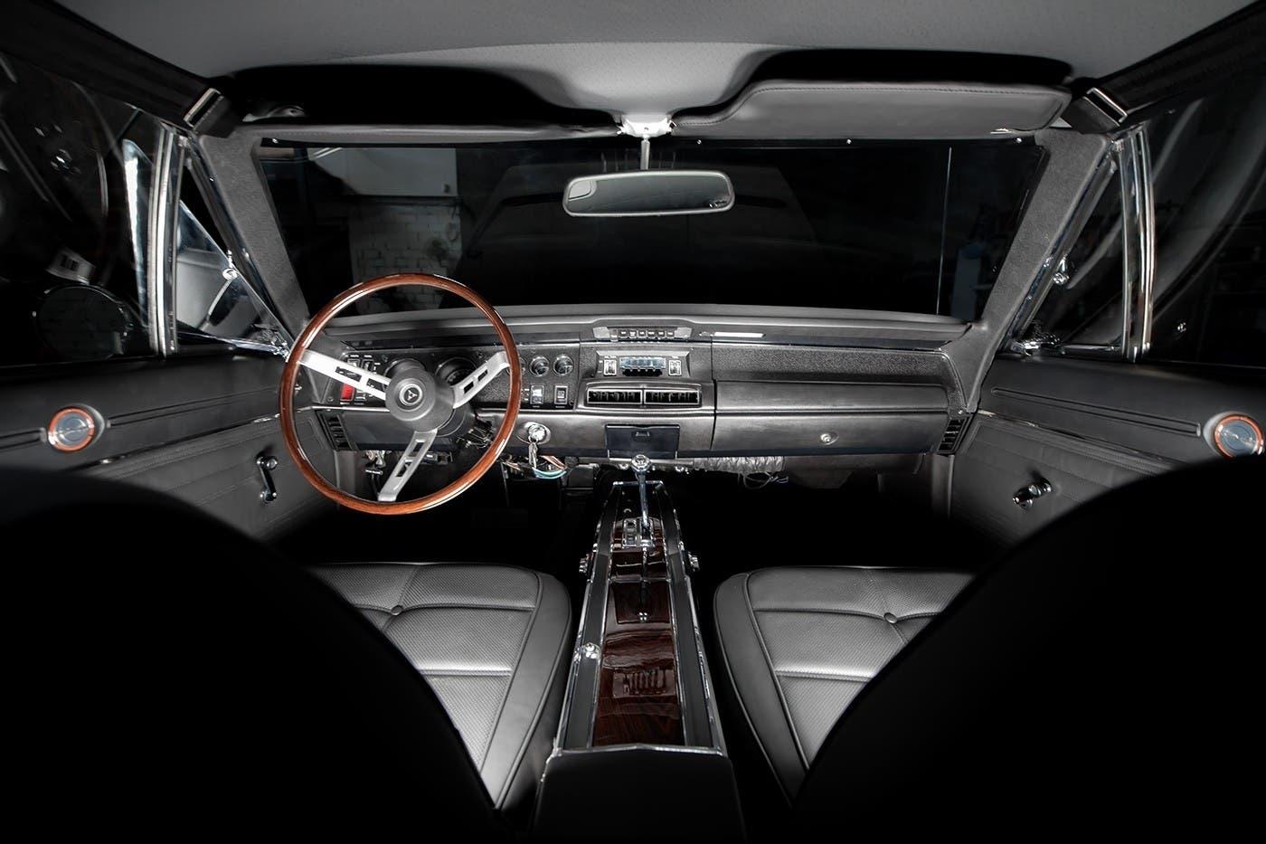 Dodge Charger R/T 1969 restauro