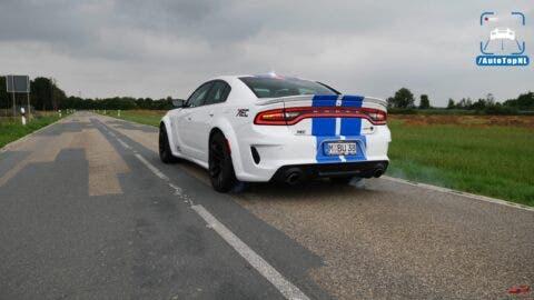 Dodge Charger SRT Hellcat AutoTopNL