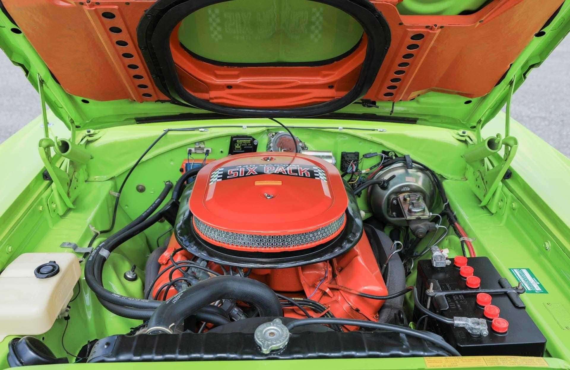 Dodge Super Bee 1970 asta