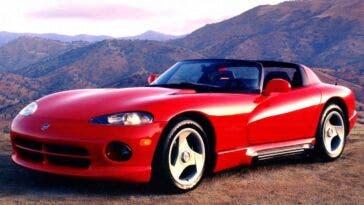 Dodge Viper SR1 concept