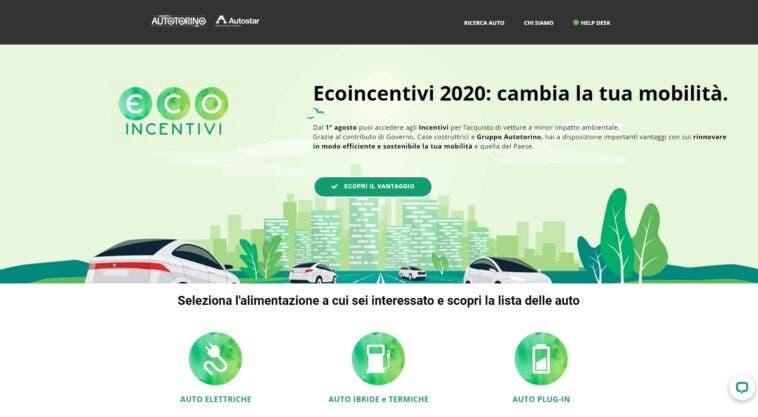 Ecoincentivi Autotorino 2020 Home 001