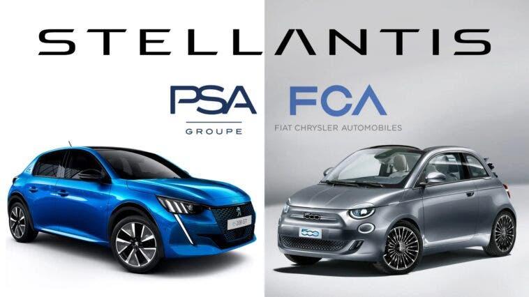 FCA PSA Stellantis