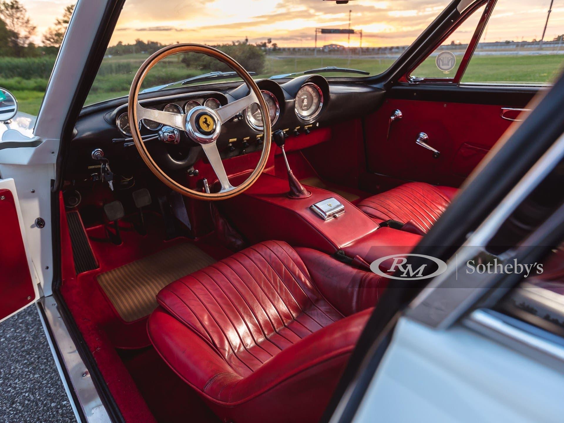 Ferrari 250 GT/L Berlinetta 1964 asta