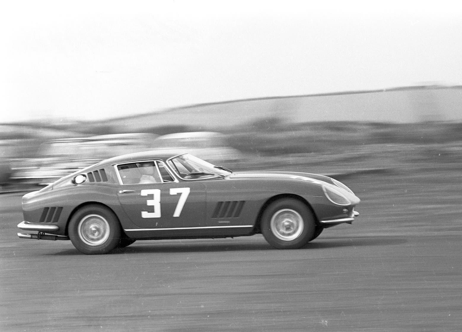 Ferrari 275 Competizione Clienti
