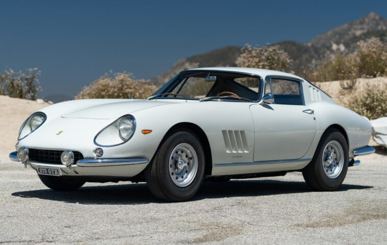 Ferrari 275 GTB Long Nose 1966 asta