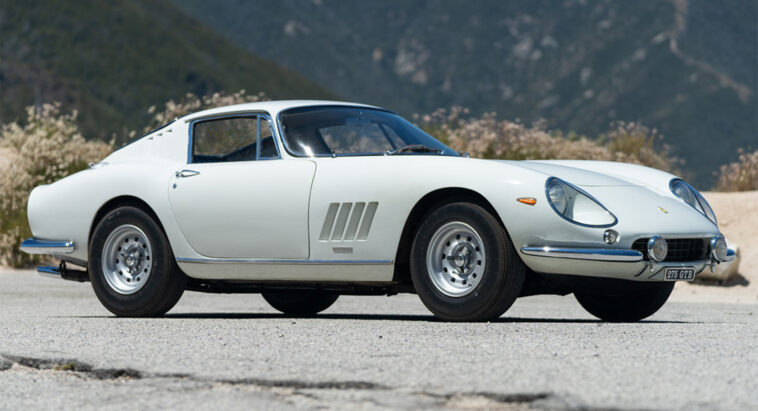 Ferrari 275 GTB Long Nose