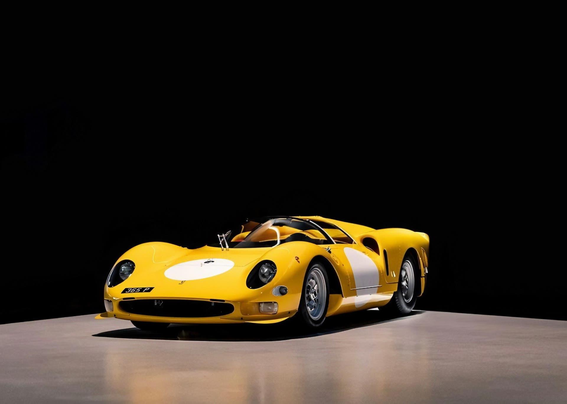 Ferrari 275 P2 P3