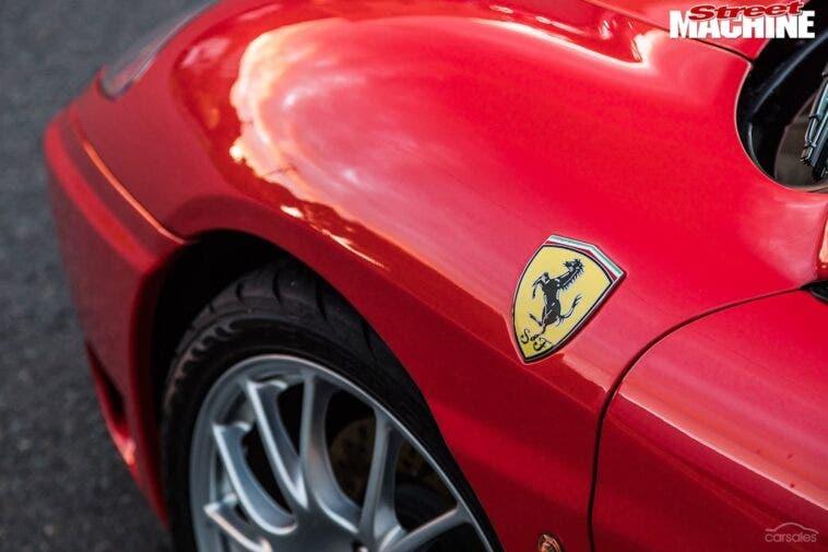 Ferrari, parla Camilleri: