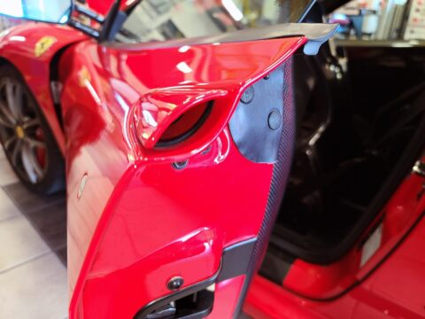 Ferrari 430 Scuderia 2009 asta