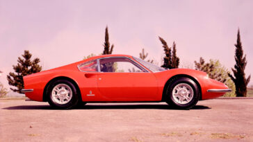 Ferrari 206 GT 6