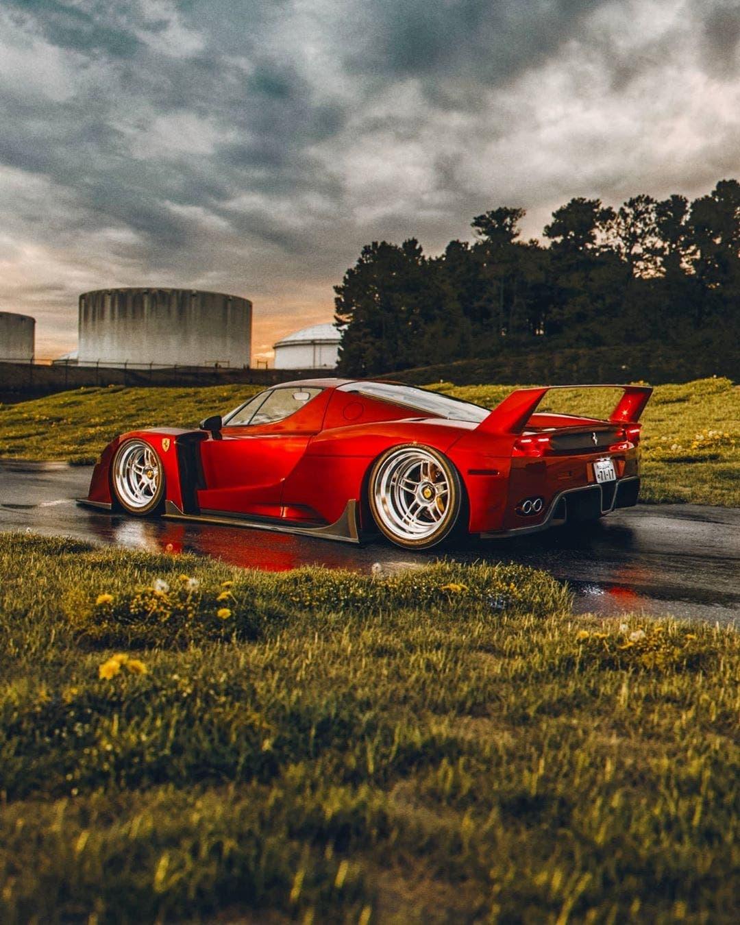 Ferrari Enzo concept estremo