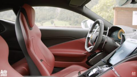 Ferrari Roma Auto Express