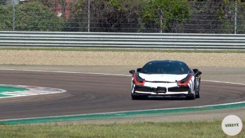 Ferrari motore V6 ibrido