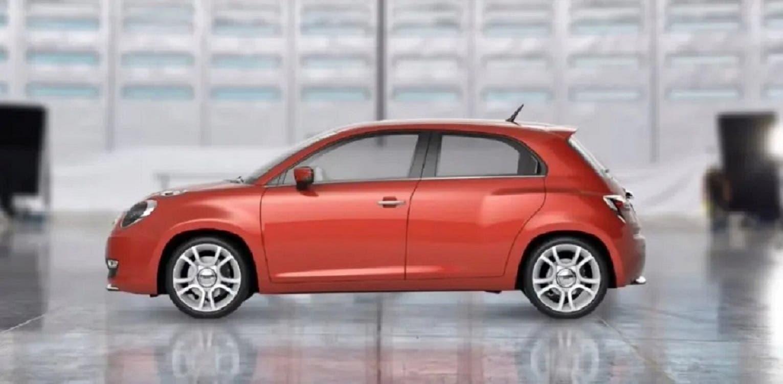 Fiat 500 a 5 porte
