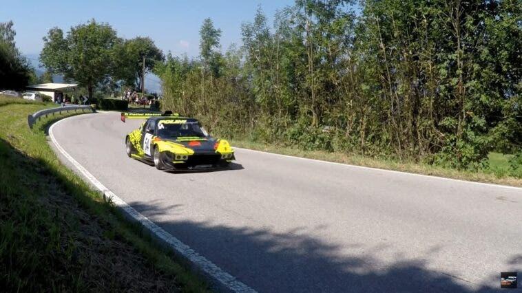 Fiat X1/9 Roadster Polini Motorsport