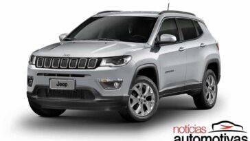 Jeep Compass Limited 2021 Brasile