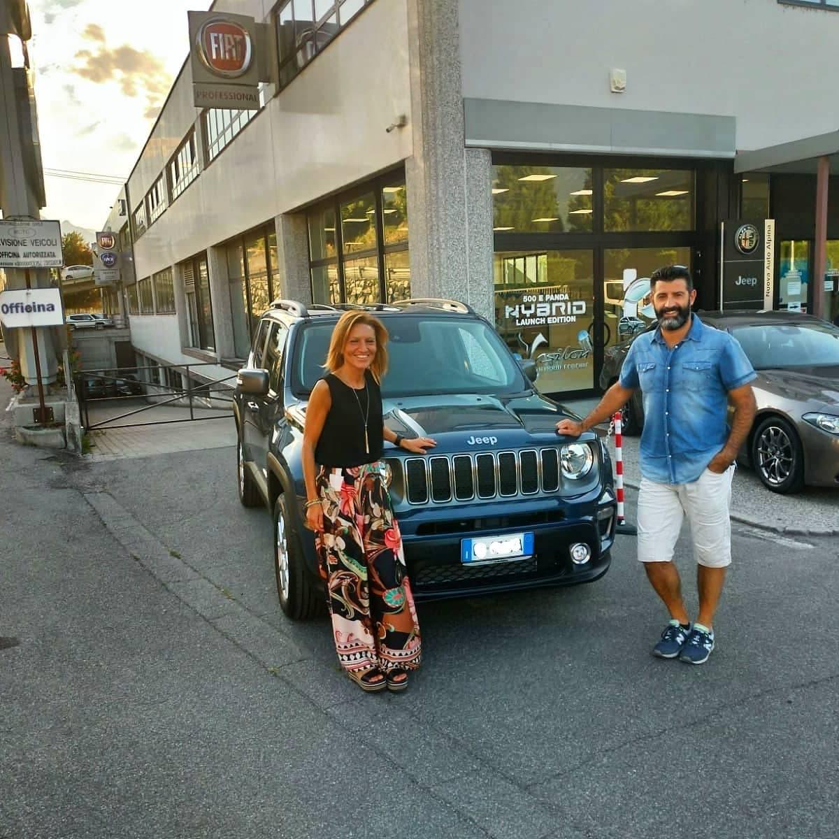 Jeep Renegade 4xe Italia