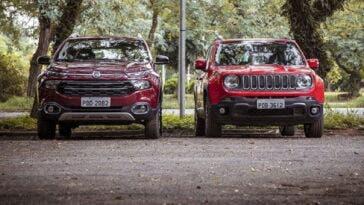 Jeep e Fiat