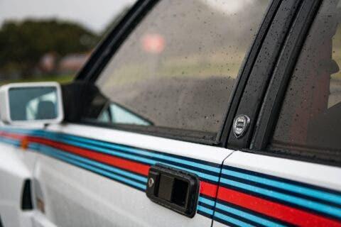 Lancia Delta Integrale Martini 5 Evo asta