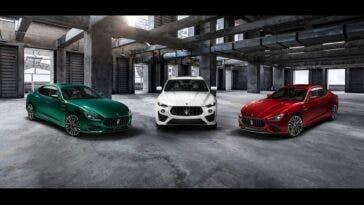 Maserati Ghibli e Quattroporte Trofeo
