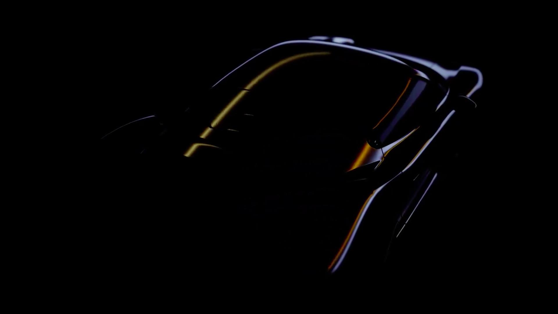 Maserati MC20 nuovo teaser