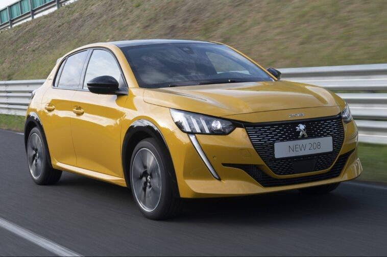 Nuova Peugeot 208