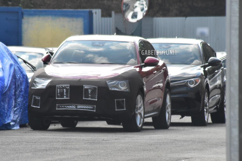 Nuovo Maserati SUV