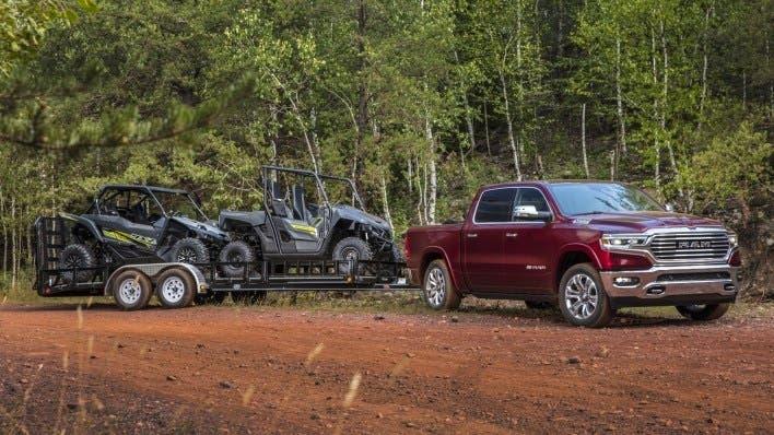 Ram 1500 Laramie Longhorn 2020