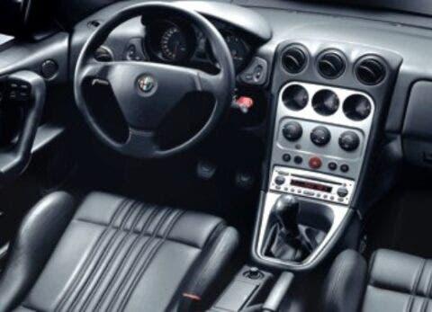 Interni Spider GTV