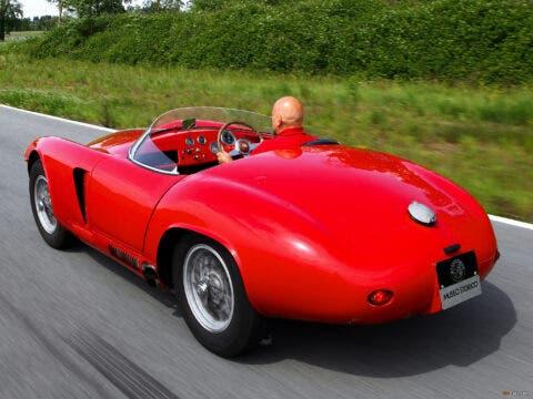 Alfa Romeo 2000 Sportiva Spider