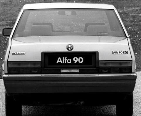 Alfa 90 2