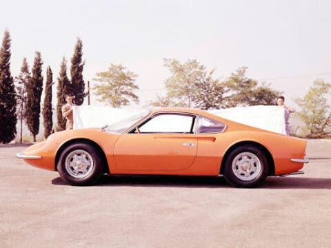 Ferrari 206 GT 1