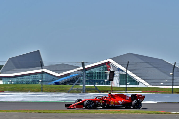 Leclerc Silverstone