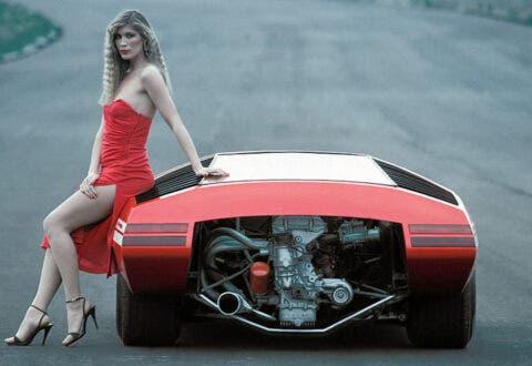 Abarth 2000 Pininfarina Scorpio Concept