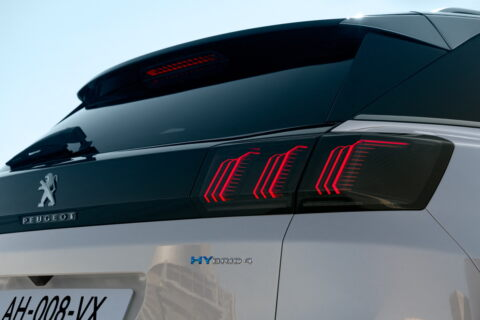 Peugeot 3008 Restyling 2