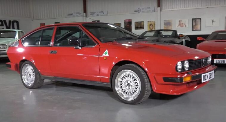 Alfa Romeo GTV 6 2.5