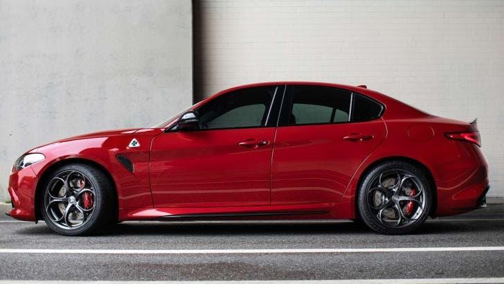 Alfa Romeo Giulia Quadrifoglio 2020 Australia