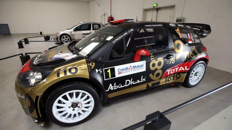 Citroen DS 3 WRC di Sébastien Loeb