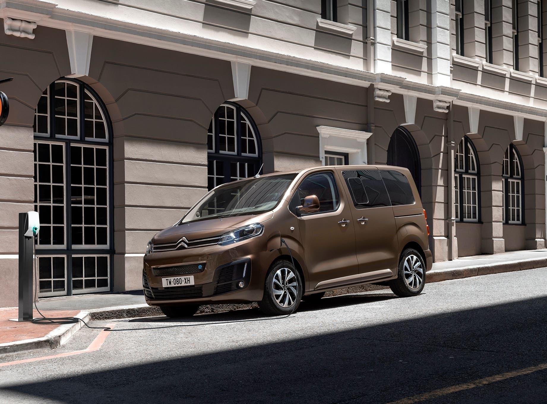 Citroën e-SpaceTourer: partono gli ordini in Italia da 48.250 euro - ClubAlfa.it