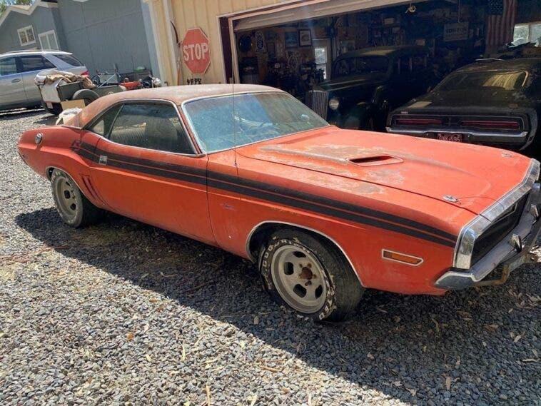 Dodge Challenger 1971 426 Hemi