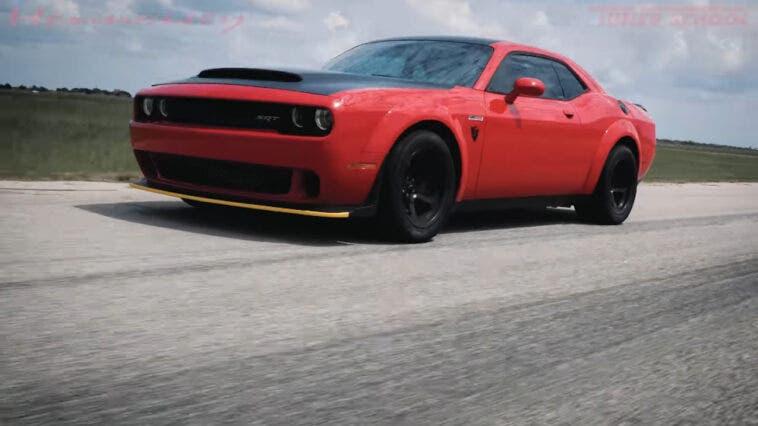 Dodge Challenger SRT Demon HPE1000