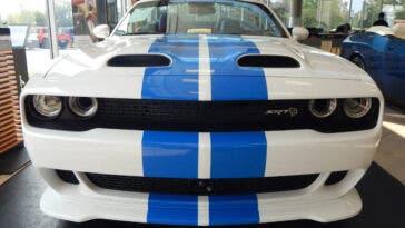 Dodge Challenger SRT Hellcat convertibile