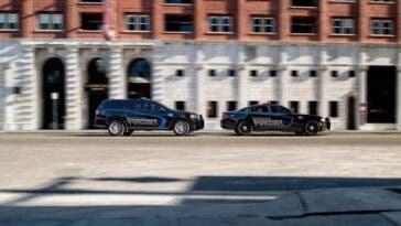 Dodge Charger e Durango Enforcer 2021