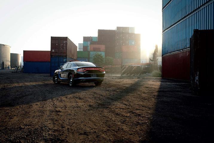 Dodge Charger Pursuit 2021
