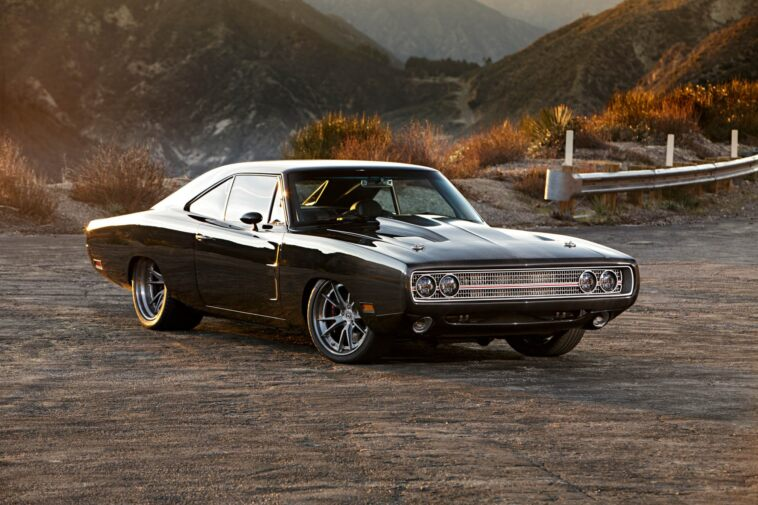 Dodge Charger Tantrum SpeedKore