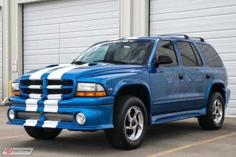 Dodge Durango Shelby SP-360